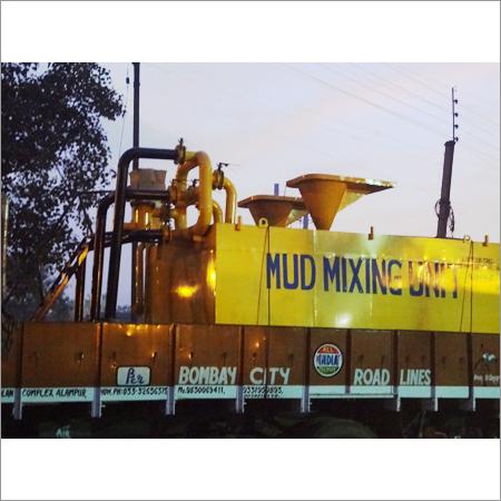 Mud Mixture Tank