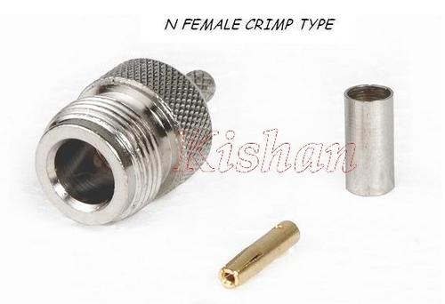 N Female Crimp Type