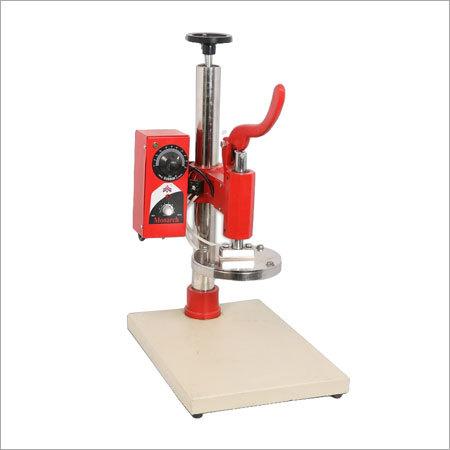 Cap Foil Sealing Machine