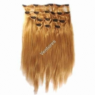 Natural Indian Temple Hair