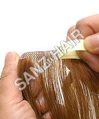Indian Skin Weft Human Hair