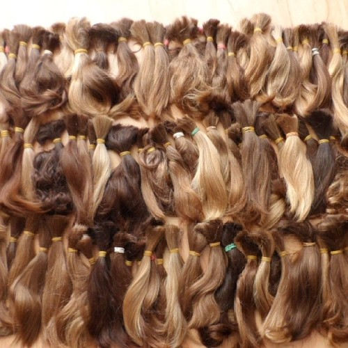 Indian temple virgin remy human hair