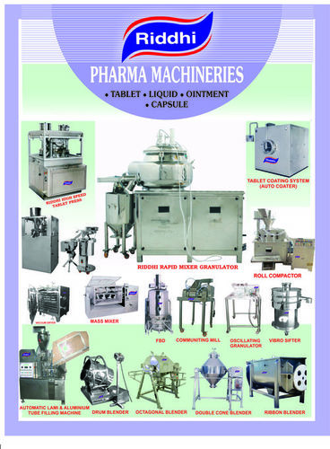 Pharmaceutical Granulators