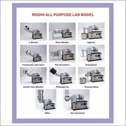 ALL PURPOSE LAB MODEL