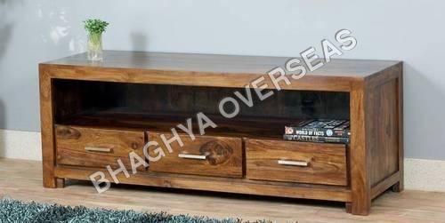 Wooden T.V Cabinet