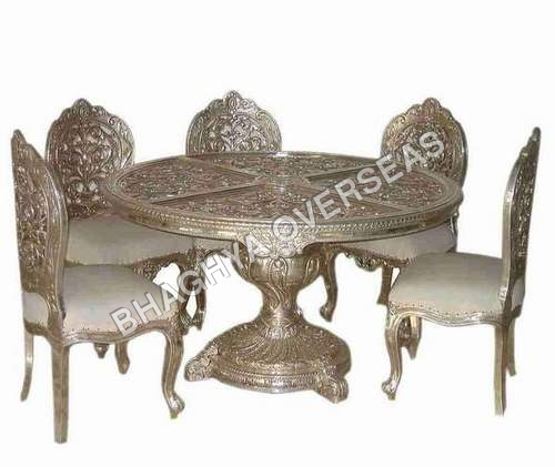 Indian Silver Furniture
