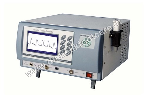 ABI / TBI Automated Arterial Doppler Recorder