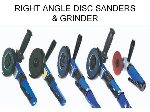 Right Angle Disc Grinder