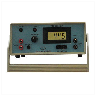 Digital DB Meter