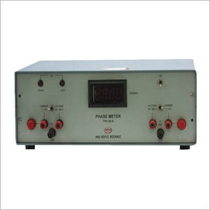 Phase Angle Meter