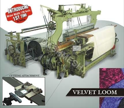 Velvet Loom / Plush Loom