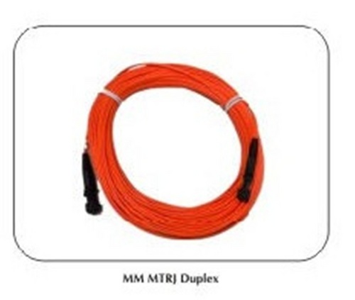 MTRJ TO MTRJ MM DX PATCH CORDS