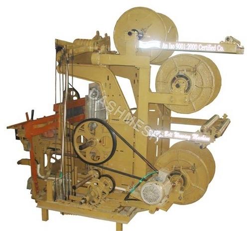 Leno Fabric Weaving Loom