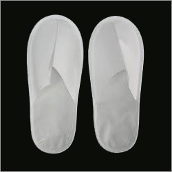 Non Woven Slippers Closed Toe