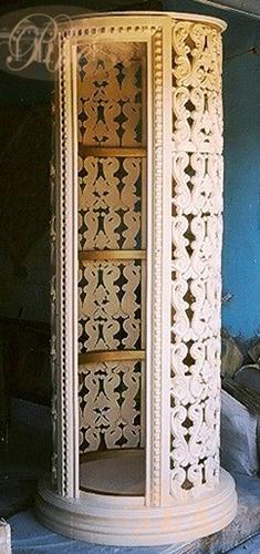 Decorative Mandap