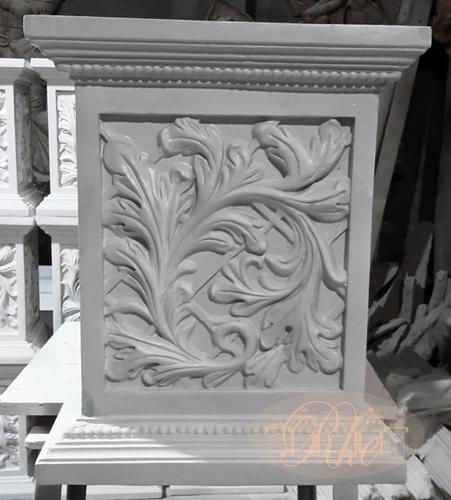 Grc Mythological Pillar Base
