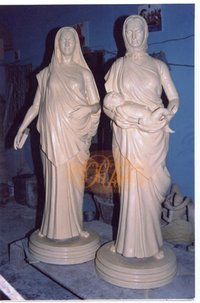 Grc Mother Sculture