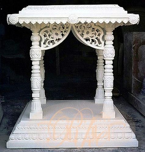 Grc Temple Interior Exterior