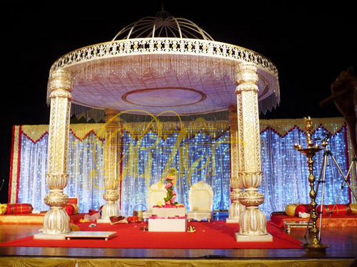 Asian Crystal Mandap