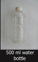500ml water-Bottles