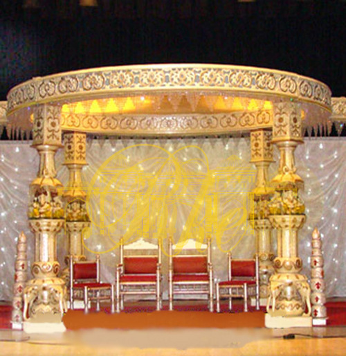 Royal Crystal Mandap