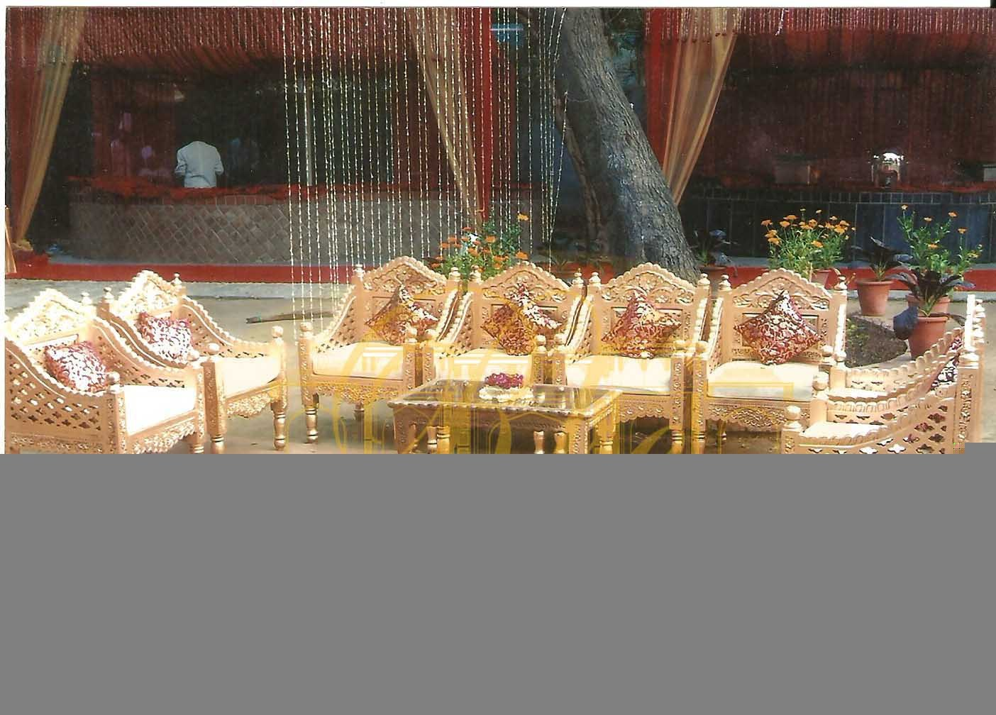 New Wedding mandap Furniture