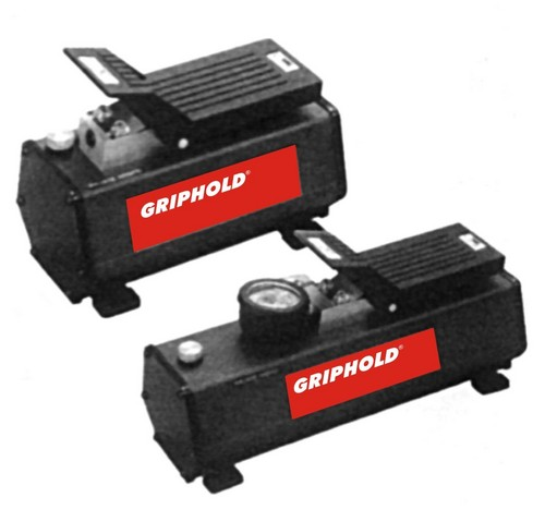Air Hydraulic Foot Pumps