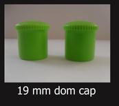 19mm dom Cap