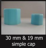 19mm Simple Cap