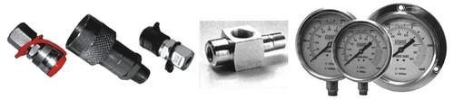 High Pressure Hydraulic Accessories