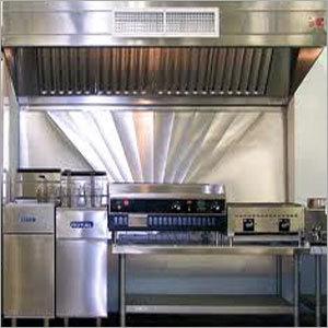 Commercial Kitchen Exhaust Hood