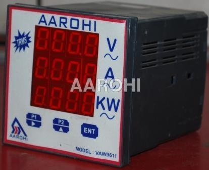 Singal Phase VAW meter