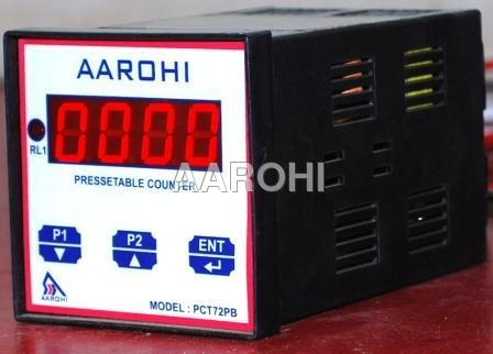 Digital Pressetable Counter