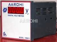 Single Phase Digital Voltmeter