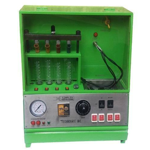 Simplex Injector Cleaning Machine