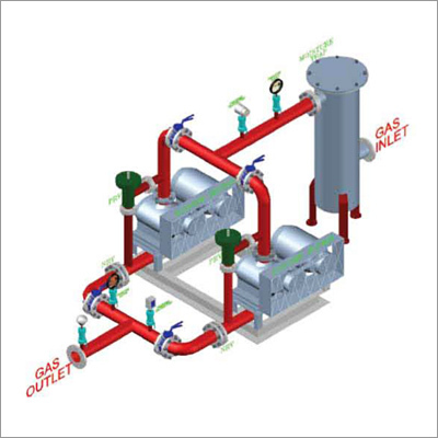 Gas Booster System