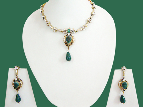 Indian Beaded Jewelry Sets