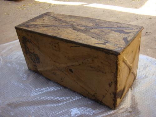 Recycle Iron Box