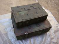 Indian Recycled Iron Box