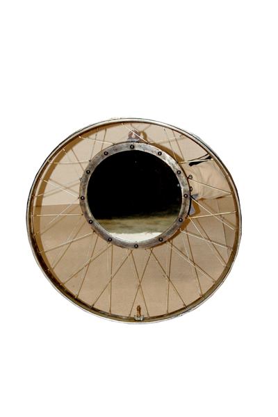 Cycle Mirror Frame