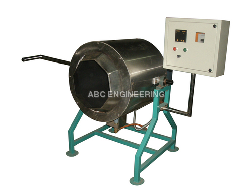 Tilting Type Sesame Roaster Machine
