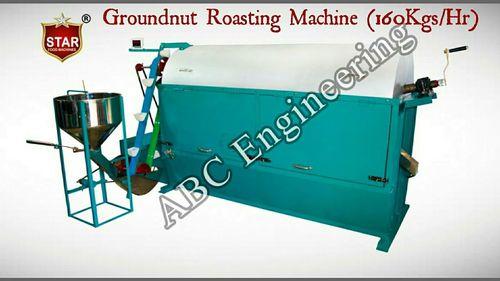Groundnut Roaster Making Machine