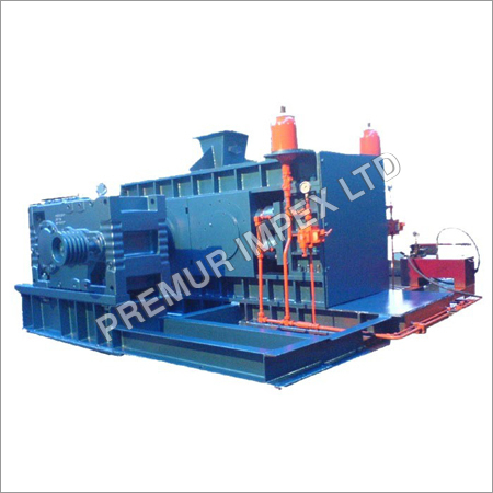 Hydraulic Roller Briquetting Press