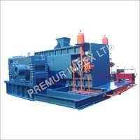 Hydraulic Roller Briquetting Press