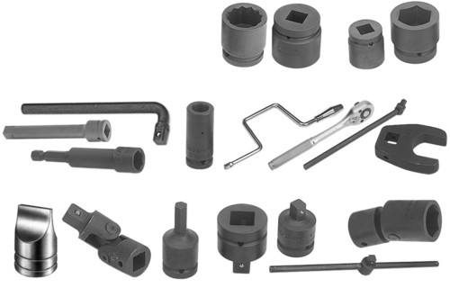 Impact & Manual Sockets & Driving Accessories
