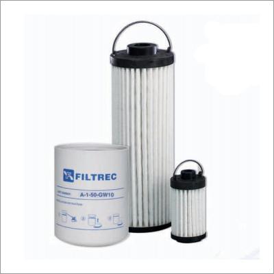 Industrial Hydraulic Filters