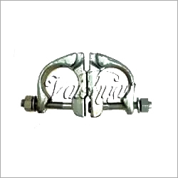 Scaffold Double and Swivel Coupler