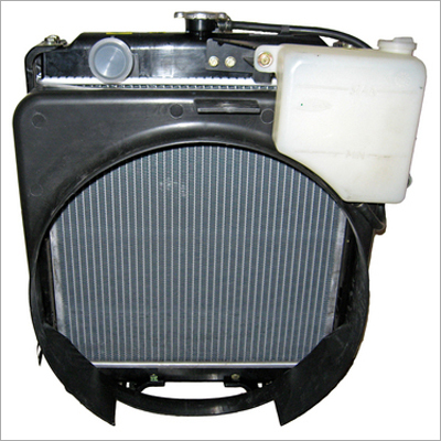 Agricultural Tractor Radiator