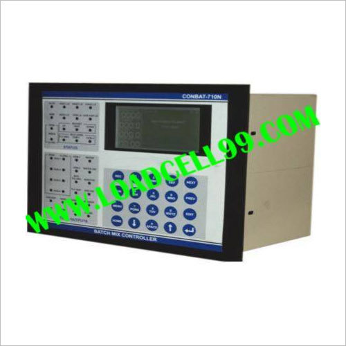 Concrete Batch Controller