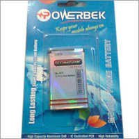 Mobile Battery Blister Packaging
